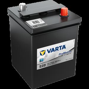 Varta E29 - 6V - 70AH - 300A (EN)