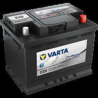 Varta C20 - 12V - 55AH - 420A (EN)