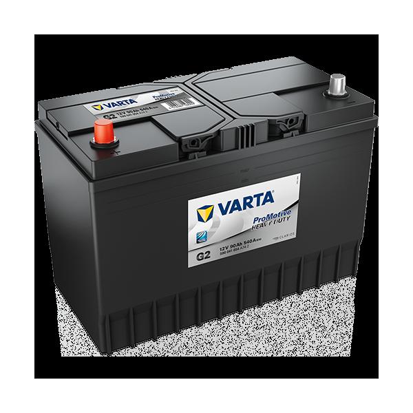 Varta G2 - 12V - 90AH - 540A (EN)
