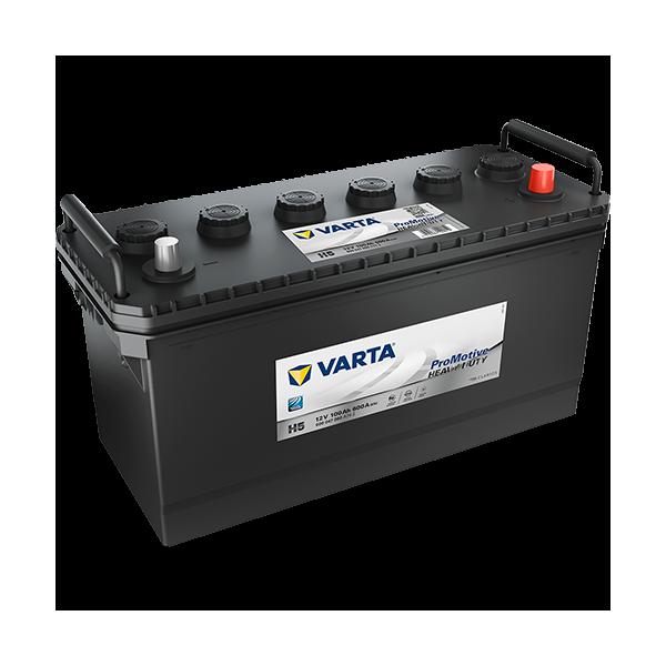 Varta H5 - 12V - 100AH - 600A (EN)