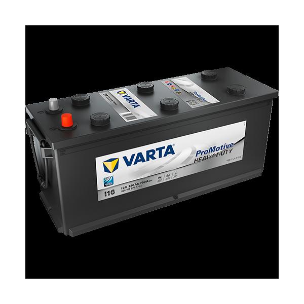 Varta I16 - 12V - 120AH - 760A (EN)
