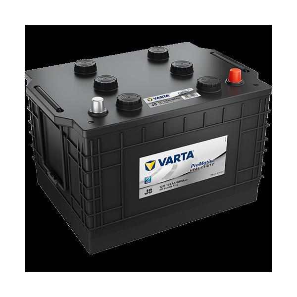 Varta J8 - 12V - 135AH - 680A (EN)