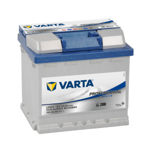 Varta LFS52 - 12V - 52AH - 470A (EN)