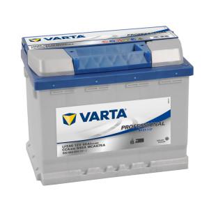 Varta LFS60 - 12V - 60AH - 540A (EN)