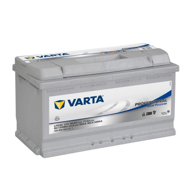 Varta LFD90 - 12V - 90AH - 800A (EN)