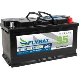 Flybat F95 AGM - 12V - 95AH - 850A (EN)