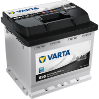 Varta Black Dynamic B20 - 12V - 45AH - 400A (EN)