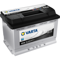 Varta Black Dynamic E13 - 12V - 70AH - 640A (EN)