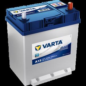 Varta Blue Dynamic A13 - 12V - 40AH - 330A (EN)