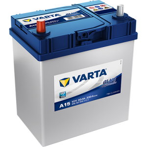 Varta Blue Dynamic A15 - 12V - 40AH - 330A (EN)