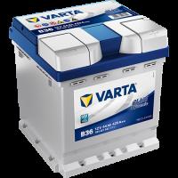 Varta Blue Dynamic B36 - 12V - 44AH - 420A (EN)