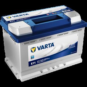 Varta Blue Dynamic E11 - 12V - 74AH - 680A (EN)