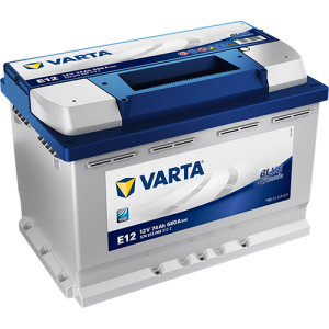 Varta Blue Dynamic E12 - 12V - 74AH - 680A (EN)